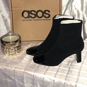 ASOS Bershka boots